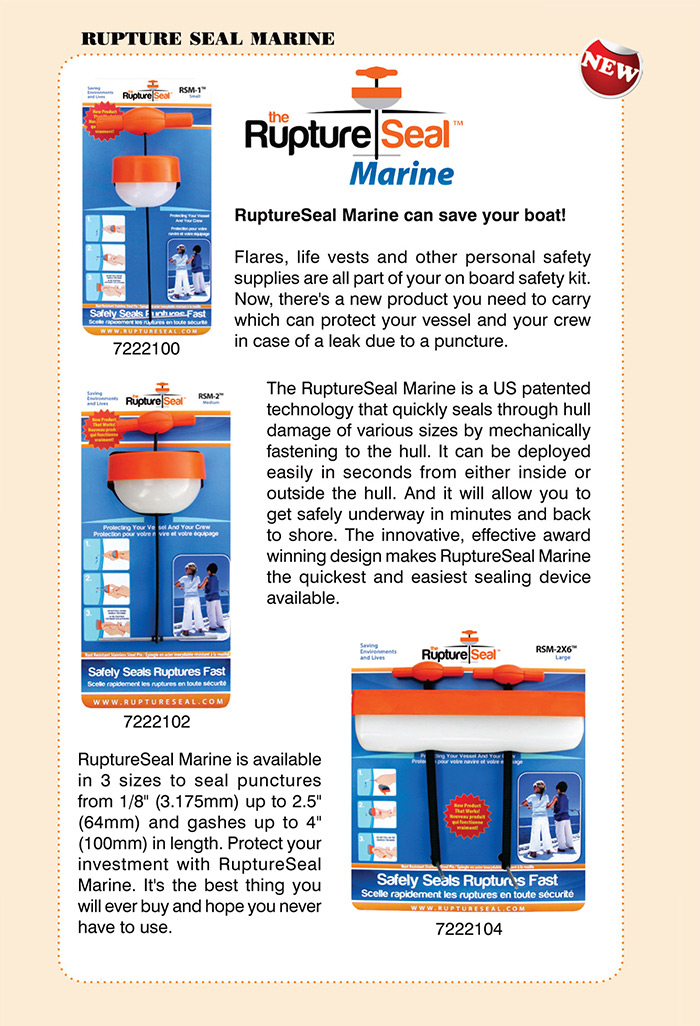 RUPTURESEAL™ MARINE PARTNERS WITH MERMAID MARINE