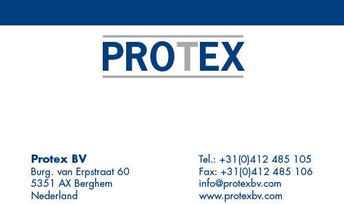 Protex visitekaartje